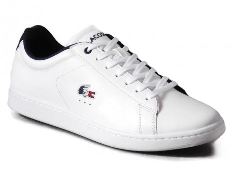 BUTY LACOSTE  CARNABY EVO LEATHER