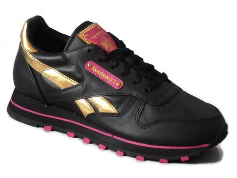BUTY REEBOK CL LEATHER GUILDED