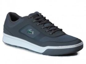 BUTY LACOSTE EXPLORATEUR DARK GREY