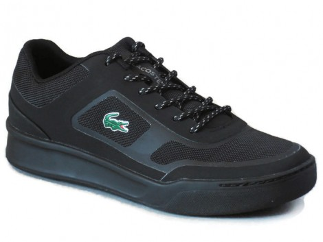 BUTY LACOSTE EXPLORATEUR BLACK